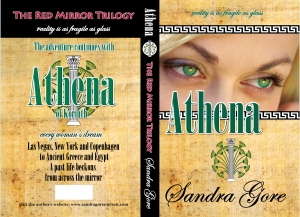 New ancient egypt novel by Sandra Gore