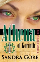 ancient Egyptian novels Athena of Korinth cover for Kindle and iPad
