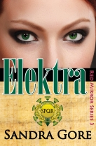 ancient Egyptian novels Elektra cover for Kindle and iPad