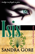 ancient Egyptian novels Isis cover for Kindle and iPad