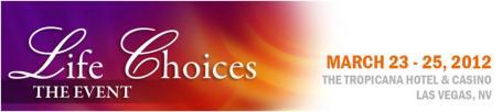 Speaker at Life Choices Event Tropicana Hotel Las Vegas