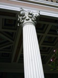Getty Roman Villa Museum Malibu