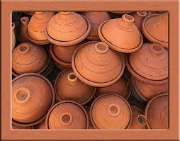 traditional tajine dishes by photo.net