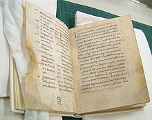 An Apicius manuscript from 900 AD.