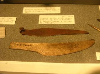 copper blades