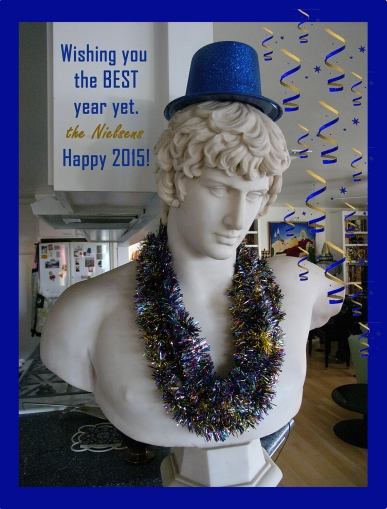 S.L. Gore sends you wishes for the best year ever. Happy 2015!