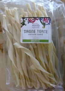 Marella Artisan Pasta, Sagna Torte, Puglia Italy